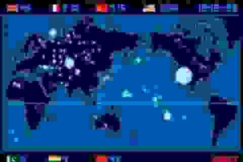 Bằng chứng bùng nổ bom hạt nhân chỉ trong 50 năm