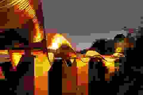Những cây cầu có kiến trúc kỳ lạ