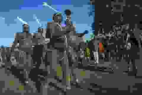 Xem thổ dân châu Phi thi vỗ béo siêu tốc