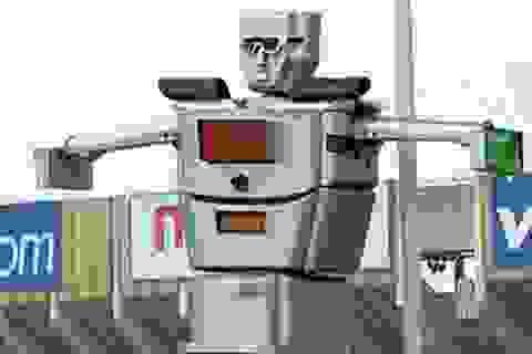 Robot giao thông thông minh