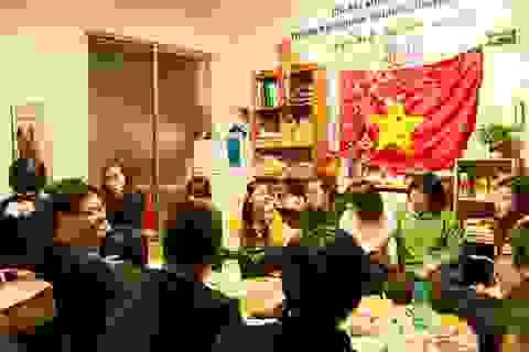 Lưu học sinh Việt Nam tại Hàn Quốc đón Tết Giáp Ngọ