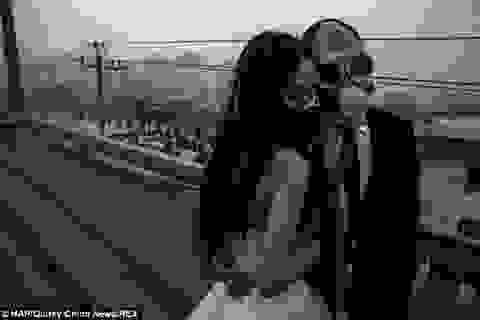 Bi hài chuyện chụp ảnh cưới ở Trung Quốc