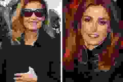 """Tổng thống Pháp """"khổ sở"""" vì chuyện tình cảm với nữ diễn viên"""