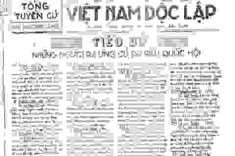 Sử gia thế giới đăng tải tư liệu lịch sử quý của Việt Nam
