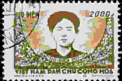 """Chợ tem quý """"có một không hai"""" giữa Hà Nội"""