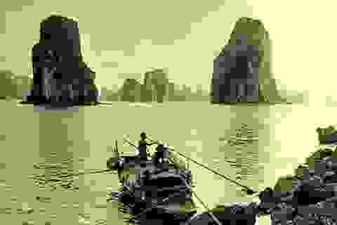 100 bức ảnh cổ về Hạ Long xưa