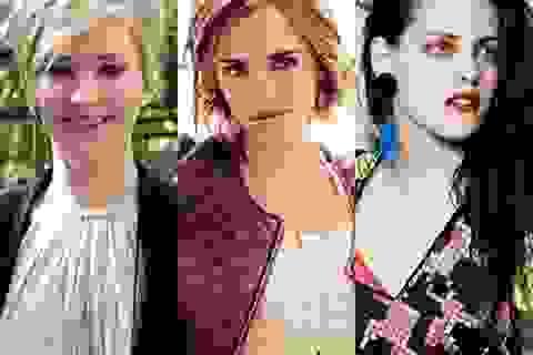 Đọ tài sắc những người đẹp bằng tuổi