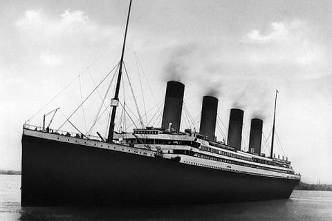Lá thư viết trên tàu Titanic vào ngày định mệnh giá 3,5 tỉ đồng