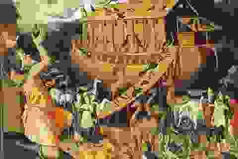 Có thể đóng một con thuyền cứu cả thế giới như phim Noah?
