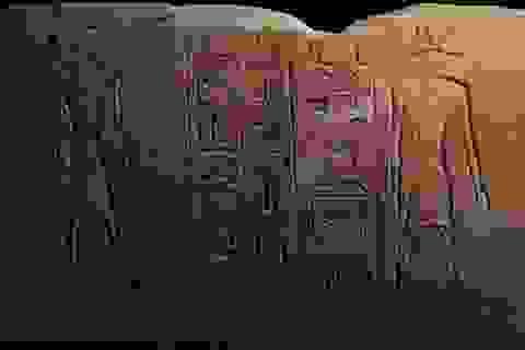 Phát hiện lăng mộ 3.300 tuổi ở lối vào Kim tự tháp Ai Cập