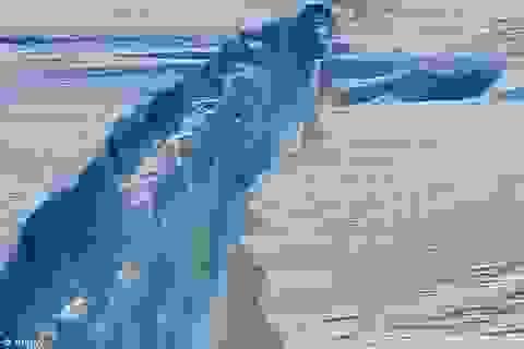 Sông băng Nam Cực đang tan chảy nhanh chóng