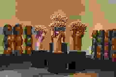 Triển lãm nghệ thuật Gốm và Người