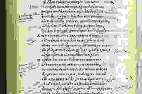 Giải mã bản sao chép cổ quý hiếm của sử thi Odyssey