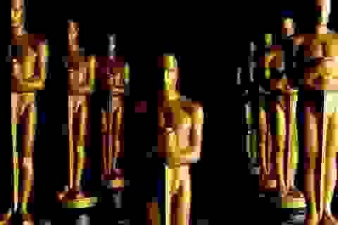 Tượng vàng Oscar có giá 3,2 tỉ đồng
