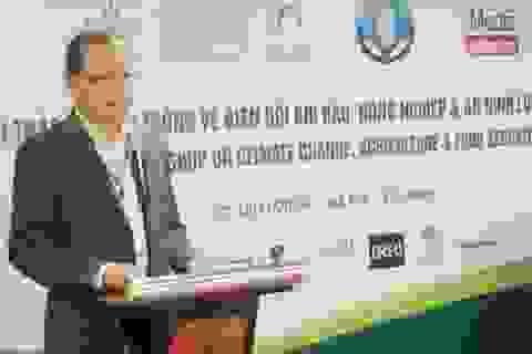 Truyền thông có vai trò quan trọng đối với biến đổi khí hậu