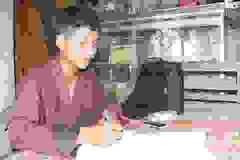 Nghị lực của cậu học trò nghèo người dân tộc Khmer