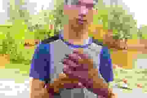 Đào được củ từ giống bàn tay người