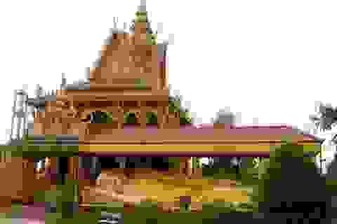 Vãn cảnh chùa Monivongsa Bopharam
