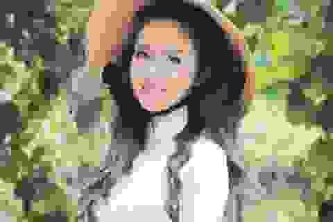Hoa khôi HSSV Cần Thơ 2015 tinh khôi trong áo dài trắng