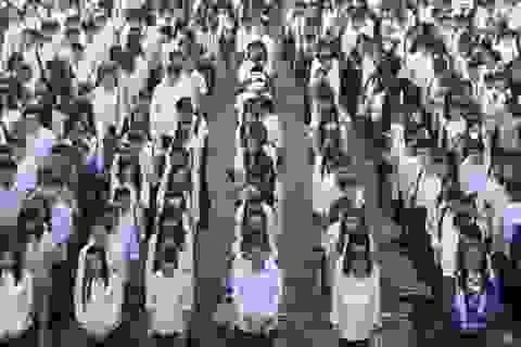 Hơn 7.800 thí sinh dự thi vào lớp 10 THPT