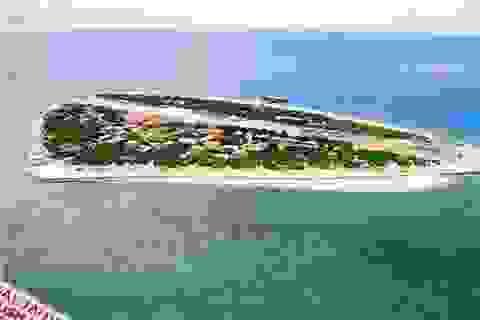 Thu hồi lịch tết có biển Nam Trung Hoa