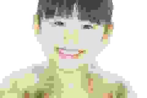 """Diễn viên """"nhí"""" Nhật Bản ấn tượng tại buổi họp báo phim Việt- Nhật"""