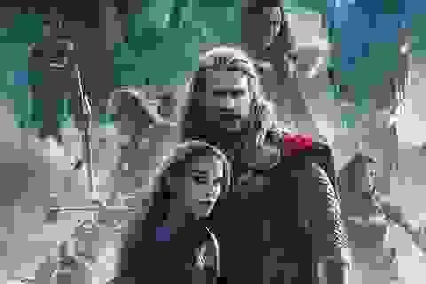 Thor 2: Thế giới bóng tối