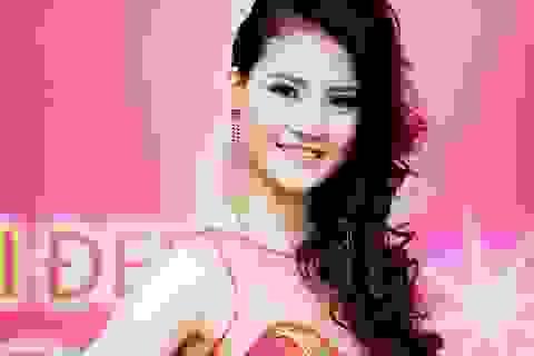 Hoa hậu Trần Thị Quỳnh trở thành giám khảo cuộc thi sắc đẹp