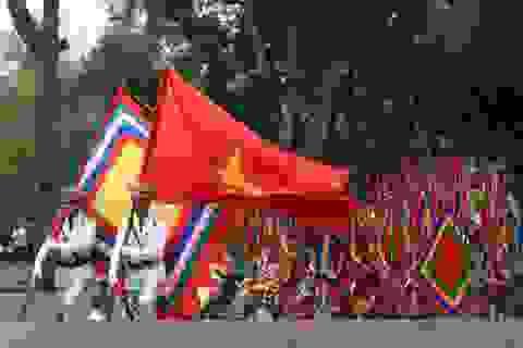 Sự hưng thịnh của giống nòi trong nghi lễ văn hóa ngày giỗ Tổ