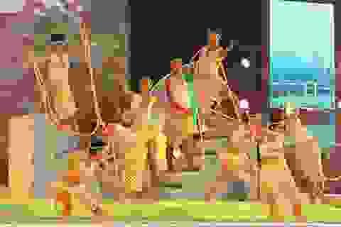Lắng đọng đêm bế mạc Festival Thủy sản Việt Nam 2014