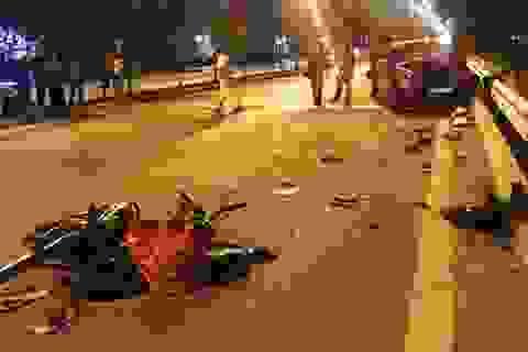 Phóng xe ngược chiều trên đại lộ, nam thanh niên chết thảm