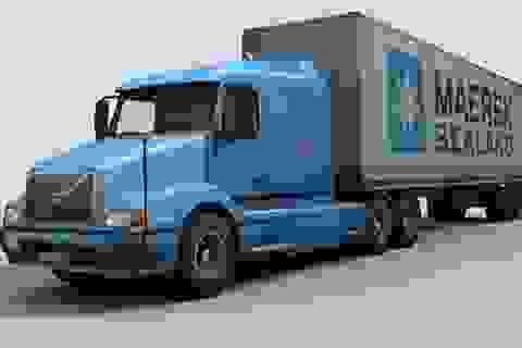 Trộm cả xe đầu kéo container lẫn rơ-moóc ở bãi giữ xe