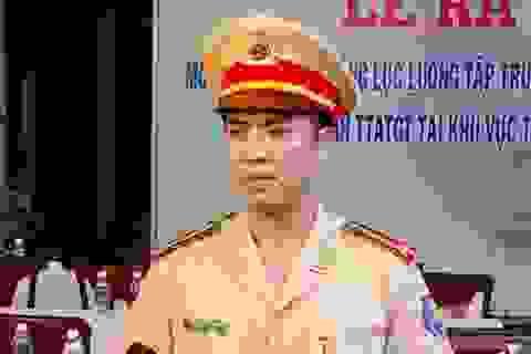 TPHCM bổ nhiệm Trưởng phòng Cảnh sát giao thông 37 tuổi