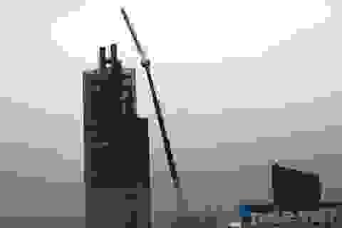 """Cấp giấy phép xây dựng cho """"Tháp biểu tượng tinh thần"""""""
