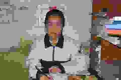 Đáng khen thành tích học tập của cô học trò nhà nghèo