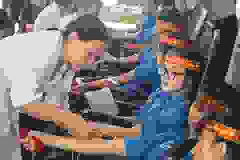 Hơn 600 đoàn viên thanh niên tham gia hiến máu nhân đạo