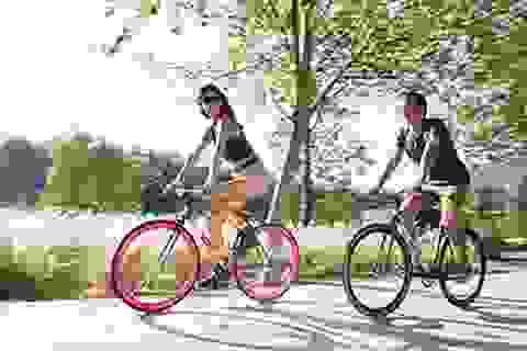 """Thiết kế độc đáo của chiếc xe đạp """"không thể bị đánh cắp"""""""