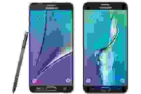 Phác họa chân dung Galaxy Note 5 và Galaxy S6 Edge Plus theo tin đồn