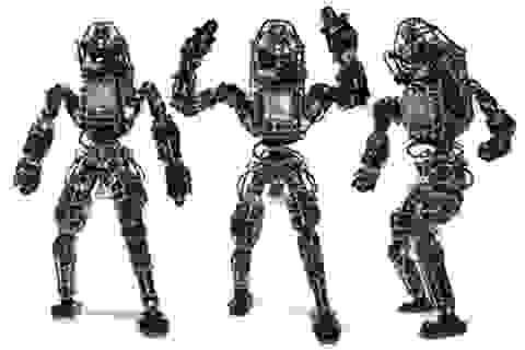 Google lần đầu khoe robot có khả năng giữ thăng bằng giống người