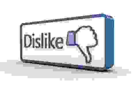 """Facebook thử nghiệm chức năng """"Dislike"""" theo cách ít người nghĩ đến"""