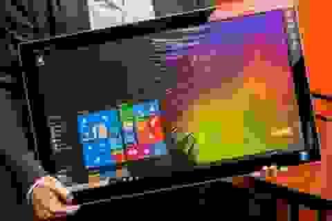 """Lenovo trình làng Yoga Home 900, máy tính bảng cỡ """"khủng"""""""