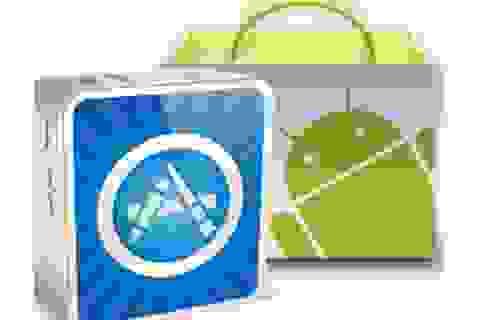 """Ứng dụng thứ 2 dành cho Android của Apple lại bị """"ném đá tơi tả"""""""