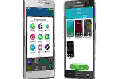 Thị phần nền tảng Tizen vượt mặt BlackBerryOS trên thị trường di động