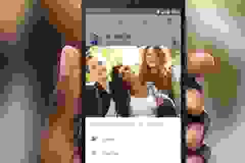 Facebook thêm tính năng nhận diện gương mặt để chia sẻ ảnh qua Messenger