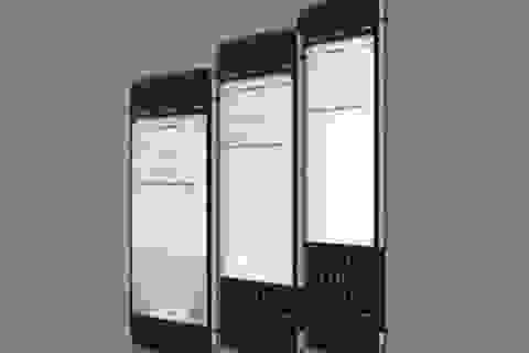 Ý tưởng thiết kế iPhone 7 với bàn phím trượt độc đáo