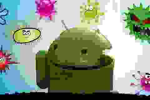 Phát hiện mã độc mới đánh cắp thông tin người dùng Android