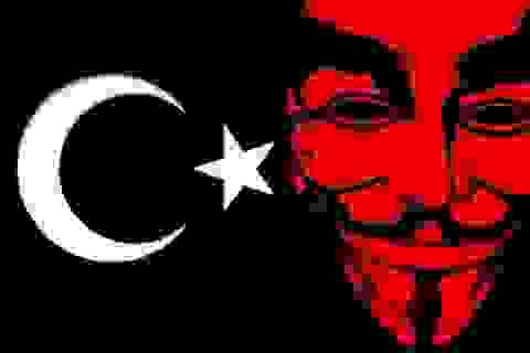 """Nhóm hacker Anonymous """"tuyên chiến"""" với Thổ Nhĩ Kỳ vì ủng hộ IS"""