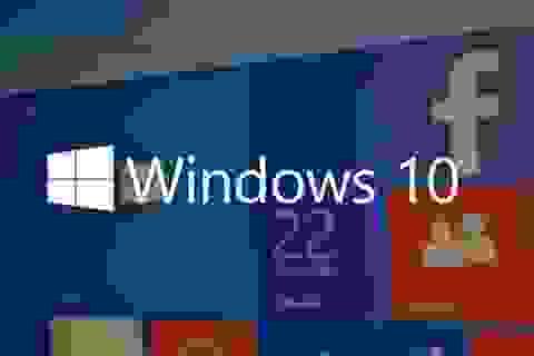 Windows 10 kết thúc năm 2015 với chưa đến 10% thị phần