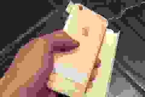 Video thực tế đầu tiên của iPhone 6C bị rò rỉ