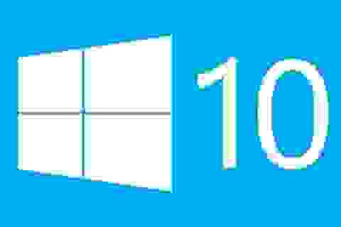 """Lần đầu tiên thị phần Windows 10 """"vượt mặt"""" Windows XP"""